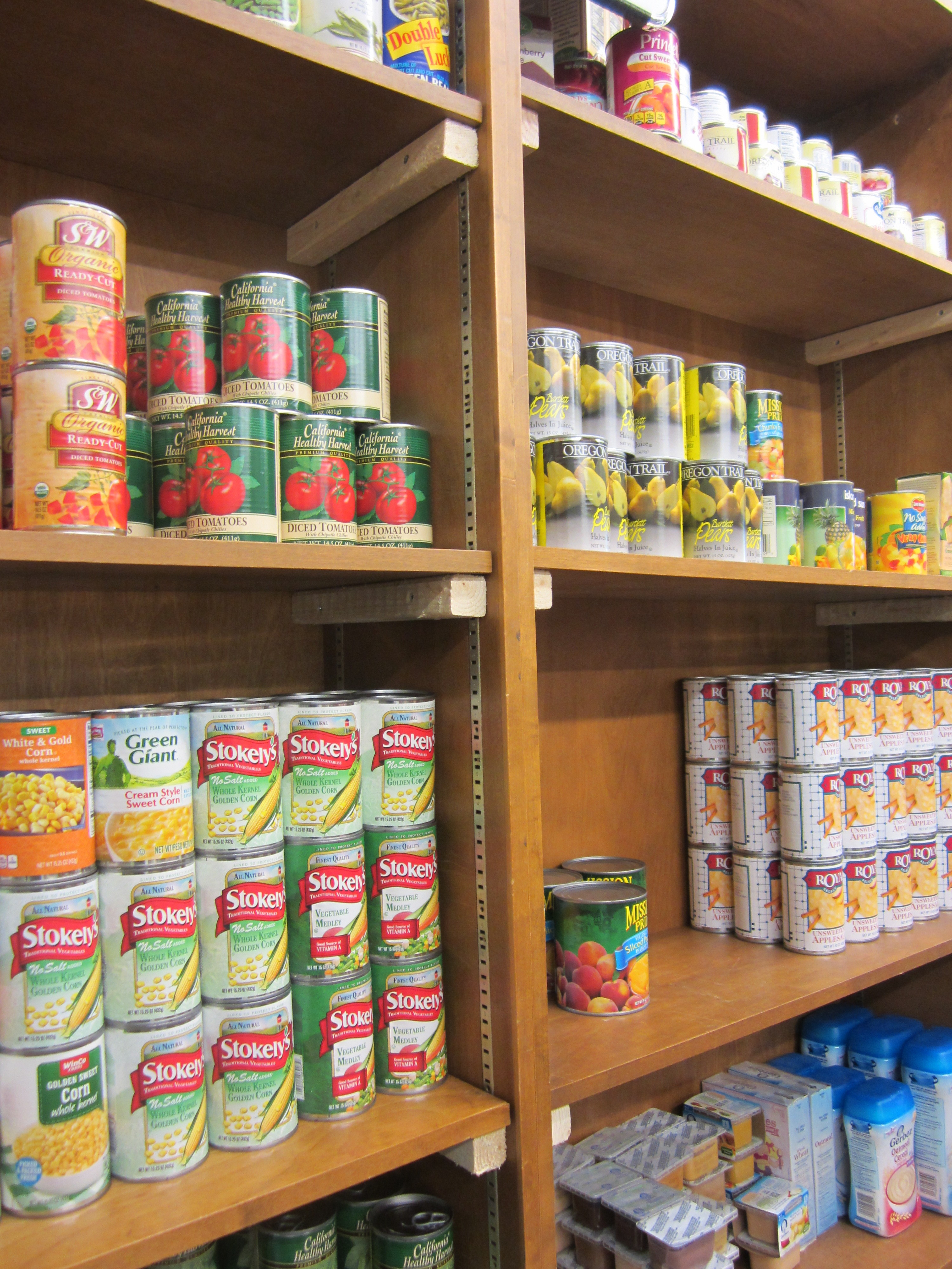 Food Pantry | Sandy Community Action Center